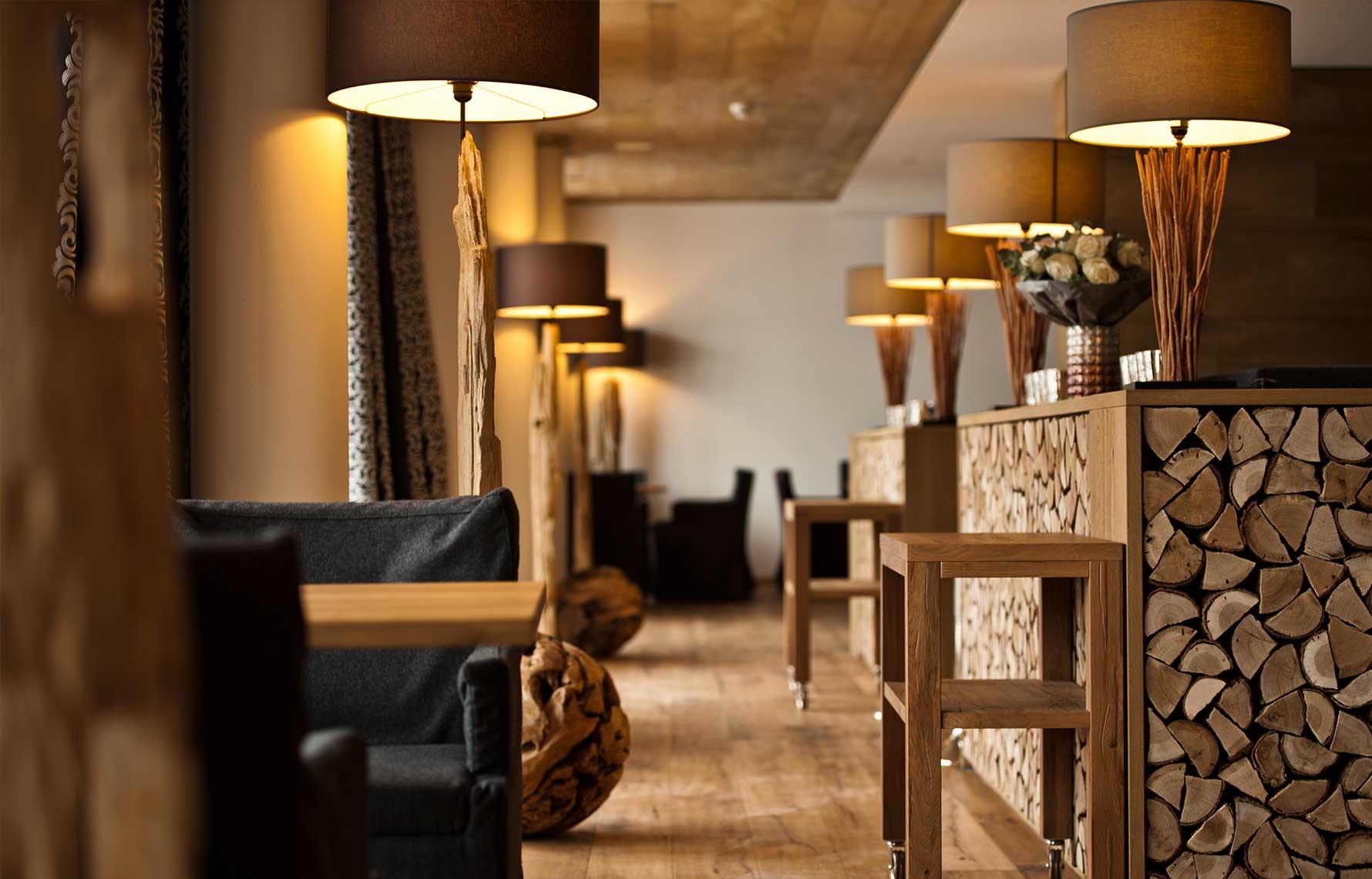 Referenzen joachim wagner interior design for Designhotel oberstdorf