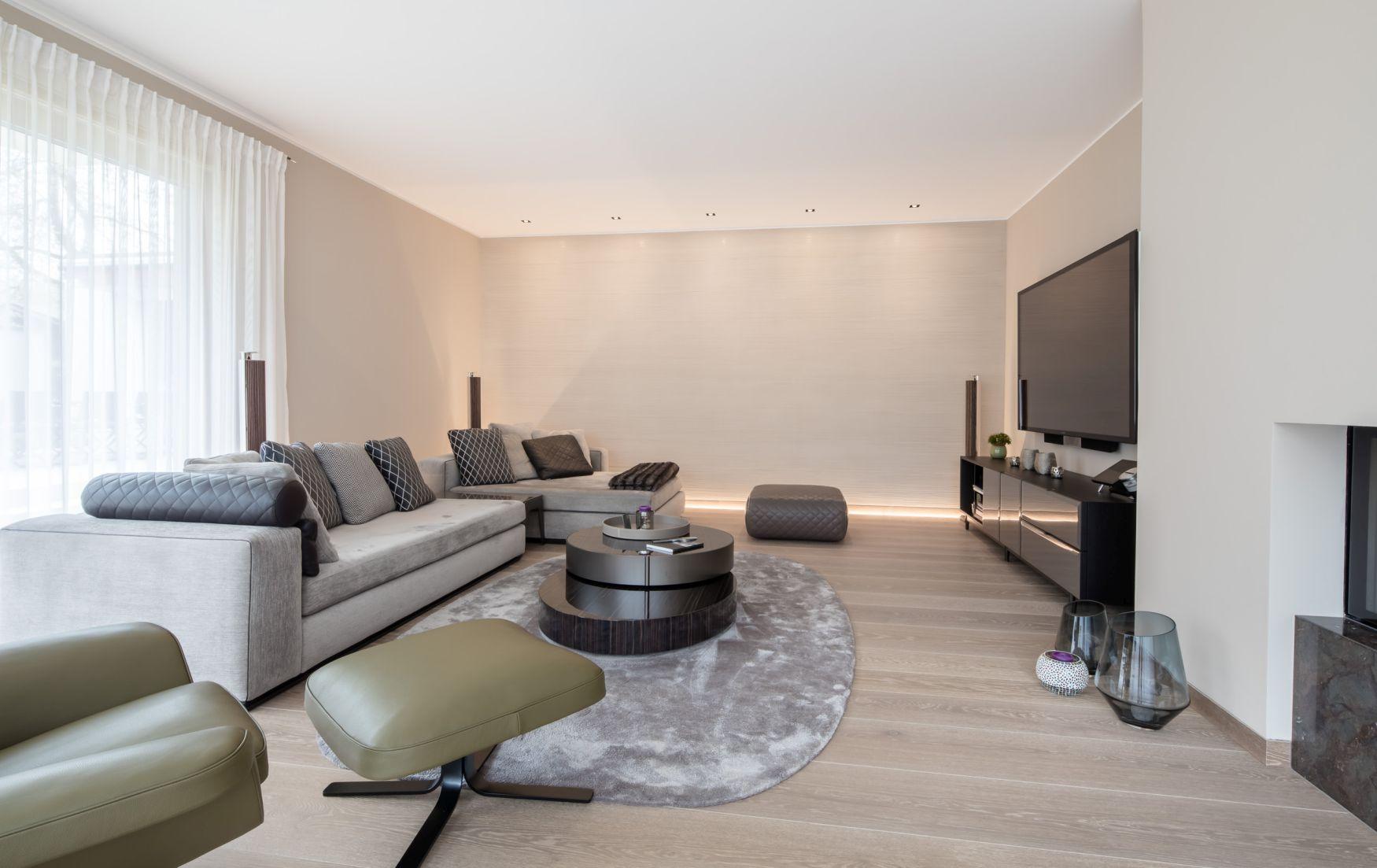 modern klassische villa m nchen joachim wagner interior