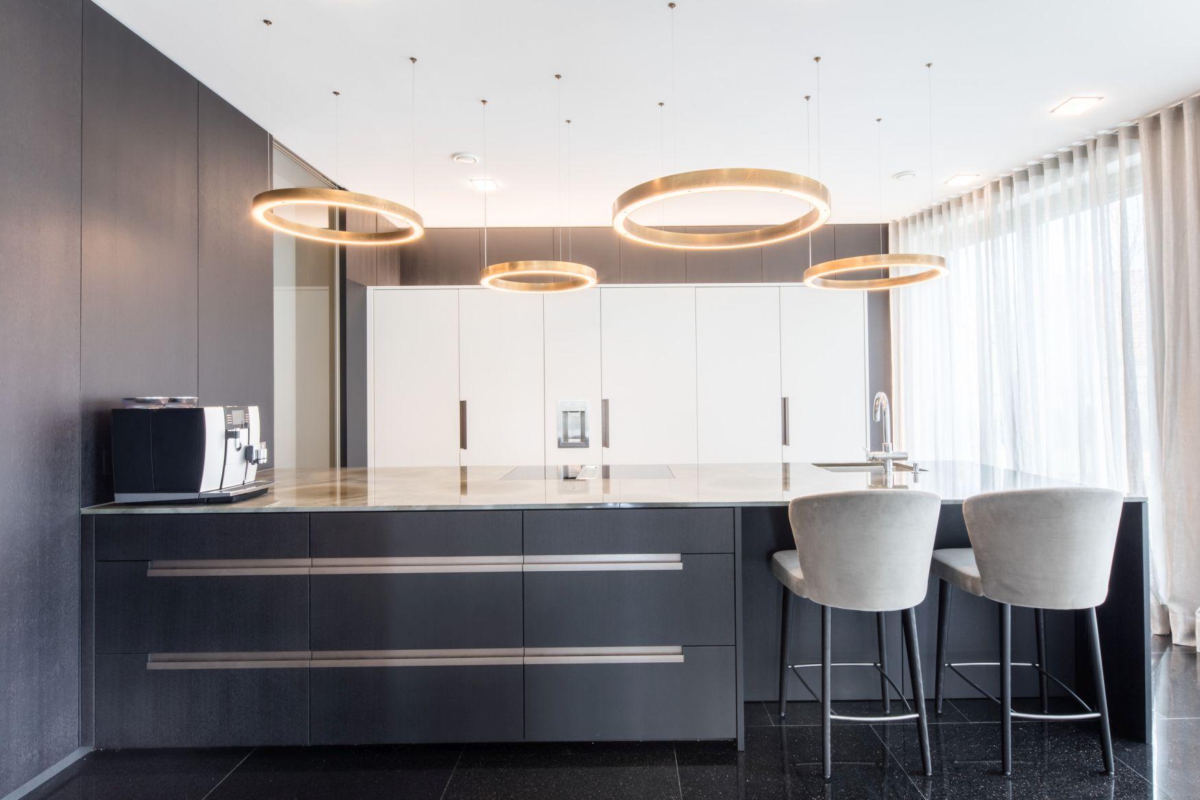 Moderne Villa Aichach - Joachim Wagner Interior Design
